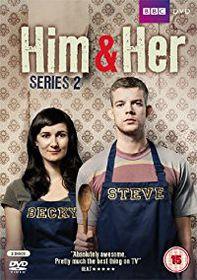 Him & Her - Series 2 (DVD)