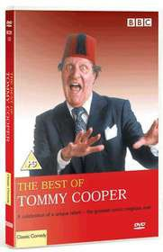 The Best of Tommy Cooper (DVD)