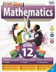 Score More Maths - Educational Software - Grade 12