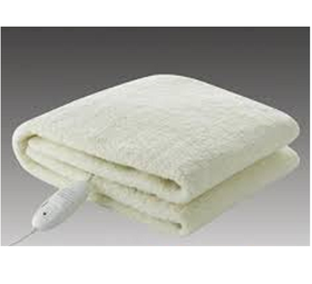 Pure Pleasure Fullfit Fleece Washable Electric Blanket - Single (91X 188)