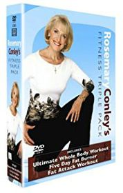 Rosemary Conley - Fitness Triple Pack (DVD)
