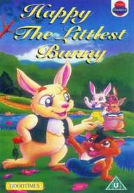 Happy The Littlest Bunny (DVD)
