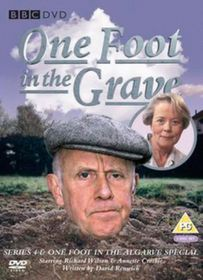 One Foot in the Grave Series 4 - (Import DVD)
