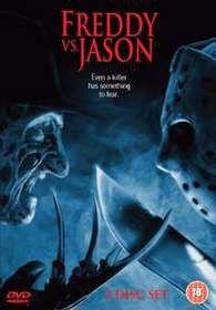 Freddy Vs Jason (DVD)