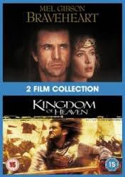 Braveheart / Kingdom Of Heaven Double Pack (DVD)
