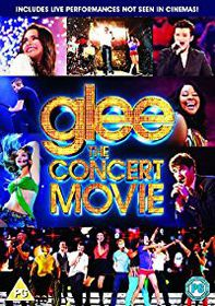 Glee The Concert Movie (DVD)