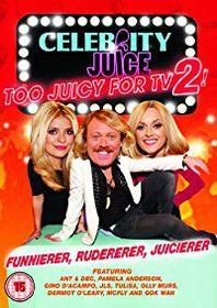 Celebrity Juice - Too Juicy For TV 2! (DVD)