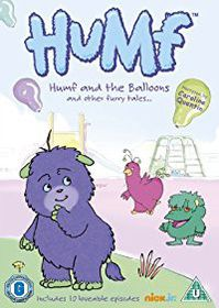 Humf Vol 1 Humf and the Balloons (DVD)