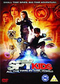 Spy Kids 4 - All the Time in the World (DVD)