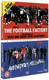 Arrivederci Millwall & The Football Factory (DVD)
