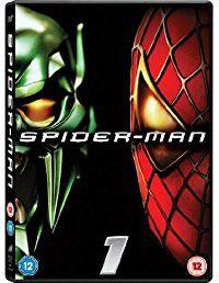 Spider-Man (2002) (DVD)