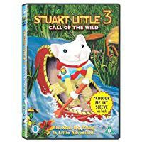 Stuart Little 3 - Call Of The Wild (DVD)
