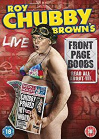Roy Chubby Brown: Front Page Boobs (DVD)