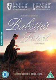 Babette's Feast (Import DVD)