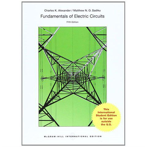 fundamentals of electric circuits 6th edition solutions pdf