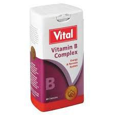 Vital B Complex Hp Capsules 60