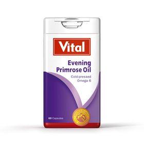 Vital Evening Primrose Oil Capsules 60 14875