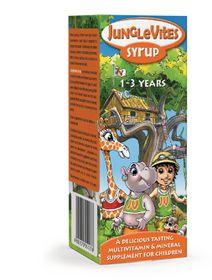 Vitaforce Junglevites Syrup 150ml