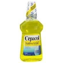 Cepacol Oral Antibaterial  throat gargle 200ml