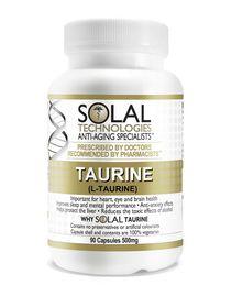 Solal Taurine-L 500mg - 90s