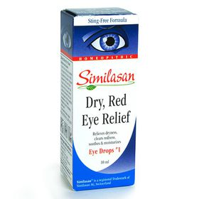 Similasan Eye Drops #1 (Dry/Red Eyes)