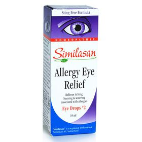 Similasan Eye Drops #2 (Allergy Eyes)