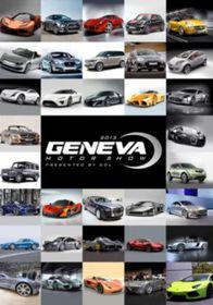 Geneva Motor Show 2013 (DVD)