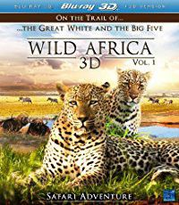 Wild Africa Part 1 (3D Blu-ray)
