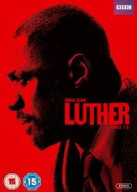 Luther: Series 1-3 - (Import DVD)
