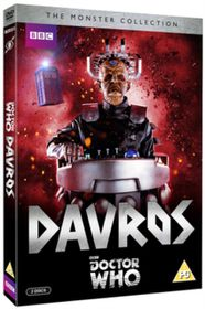 Doctor Who: The Monster Collection - Davros - (Import DVD)