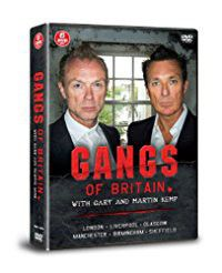 Gangs of Britain (DVD)