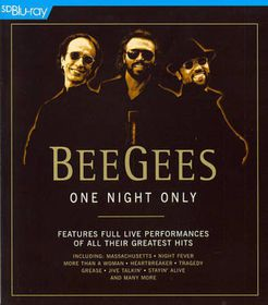 Bee Gees: One Night Only, The - (Import Blu-Ray)