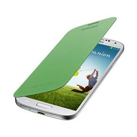 Samsung Flip Cover Galaxy S4 (i9500) - Lime Green