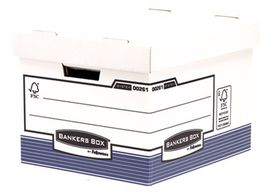 Fellowes Bankers Box System Series Standard Storage Box - Pack of 2