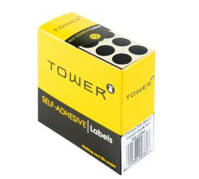 Tower C13 Colour Code Labels - Black