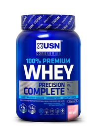 USN 100% Whey Precision Complete - Strawberry 908g