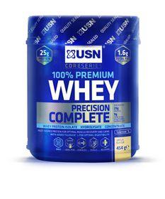 USN Whey Protein Plus - Chocolate 454g