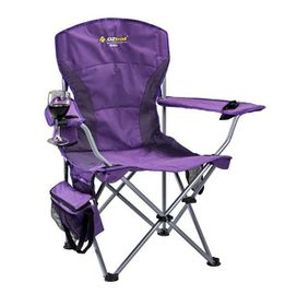 OZtrail - Modena Armchair - Purple