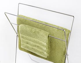 Steelcraft - Fold Up Towel Stand