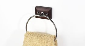 Steelcraft Towel Ring