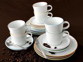 Arzberg Colori Coffee Set - 18 Piece
