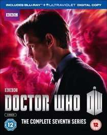 Doctor Who - The New Series: The Complete Series 7 (Import Blu-ray)