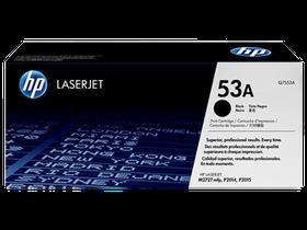 HP Black Laserjet Cartridge - P2015 Upto 3Kp/5%