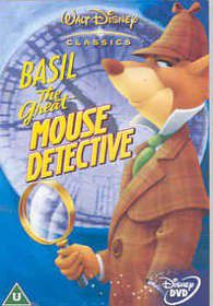 Basil the Great Mouse Detective (DVD)