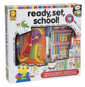 Alex Toys - Ready, Set, School