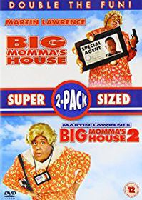Big Momma's House 1 & 2 (DVD)