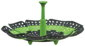 Progressive Collapsible Silicone Steamer Basket (220mm x 220mm x 70mm)