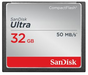 SanDisk 32GB Ultra Compact Flash Card