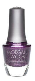 Morgan Taylor Nail Lacquer - To Rule Or Not To Rule (15ml)