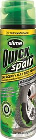 Slime - Quick Spair Emergency Flat Tyre Repair Canister - 453g
